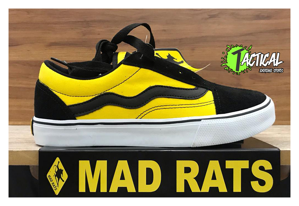 5296a471fbd Tenis Mad Rats Old Skool Cano Alto - Collection Of Rat Types
