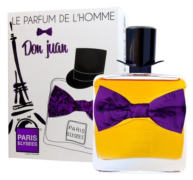 Perfume Don Juan Parfum de LHomme de 100 ml Masculino Eau de Toilette - Parfum  Paris Elysees 71b9740d91e