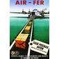 QUADRO AIR FER FRANCE 1949