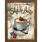 CONJUNTO DE QUADROS CAFÉ EUROPA