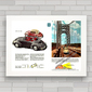 QUADRO VW FUSCA 9