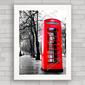 QUADRO DECORATIVO LONDON PHONE
