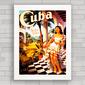Quadro decorativo Cuba 1