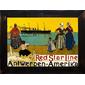 QUADRO DECORATIVO RED STAR LINE 3