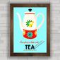 QUADRO VINTAGE TEA