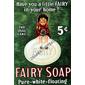 QUADRO VINTAGE FAIRY SOAP