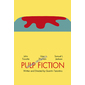 QUADRO MINIMALISTA FILME PULP FICTION 14