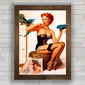 QUADRO PIN-UP 28 GIL ELVGREN