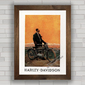 QUADRO HARLEY DAVIDSON 1914