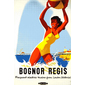 QUADRO DECORATIVO BRITISH RAIL BOGNOR REGIS