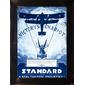 QUADRO RETRÔ STANDARD AIRCRAFT CORPORATION 1918
