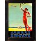 QUADRO VINTAGE JERSEY  AIRWAYS 1930