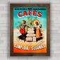 QUADRO CAFE DES COLONIES