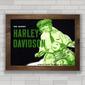 QUADRO HARLEY DAVIDSON 1948