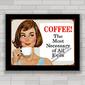 QUADRO CAFE EVILS