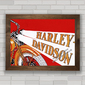 QUADRO HARLEY DAVIDSON 1930A