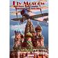QUADRO DE PAREDE RETRÔ FLY MOSCOW