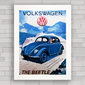 QUADRO VW THE BEETLE