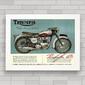 QUADRO MOTO TRIUMPH BONNEVILLE 120