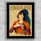 QUADRO VINTAGE CHOCOLATE