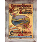 QUADRO DECORATIVO RETRÔ SUMMER TOURS 1922