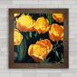 Quadro decorativo flores 17