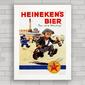 QUADRO VINTAGE HEINEKEN'S BIER
