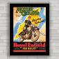 QUADRO MOTO ROYAL ENFIELD 350cc BULLET