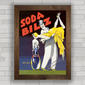 QUADRO SODA BILZ 1929