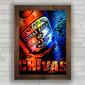 QUADRO WHISKY CHIVAS REGAL