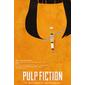 QUADRO MINIMALISTA FILME PULP FICTION 11