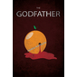QUADRO FILME GODFATHER MINIMALIST