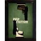 QUADRO MINIMALISTA FILME PULP FICTION 12