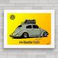 QUADRO VW BEETLE TOON