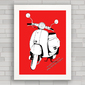 QUADRO DECORATIVO VESPA POP ART