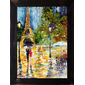 QUADRO DECORATIVO PARIS NIGHT ROMANCE