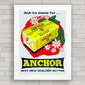 QUADRO VINTAGE ANCHOR BUTTER