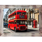 QUADRO DECORATIVO LONDON BUS 6