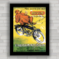 QUADRO VINTAGE ROVIN MOTORCYCLE 1924