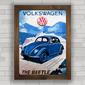 QUADRO VW THE BEETLE