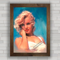 Quadro decorativo de cinema Marilyn Monroe 2