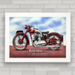 QUADRO MOTO TRIUMPH SPEED TWIN