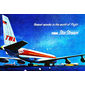 QUADRO AVIAÇÃO BOEING 707 1962