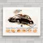 QUADRO VW FUSCA DETAILS