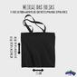 Bolsa (tote bag) - Serial Killers