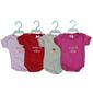 LOTE DE BODY INFANTIL PARA MENINA REF:2297