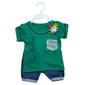 CONJUNTINHO INFANTIL HANNAH BABY REF:2279
