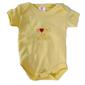 BORE INFANTIL COM FRASES BORDADO REF:2261