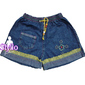 SHORT INFANTIL COM BORDADO REF:821