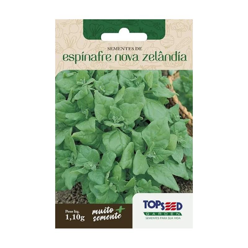 Sementes de Espinafre 1,10g